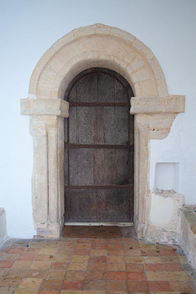 ancient door hadstock
